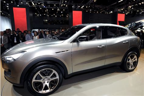 luxury jeep maserati kubang a luxury suv with a little help from jeep
