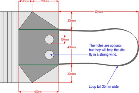 How To Make Paper Kites Step By Step - reeddesign make your own kite