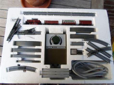 Xuping Set 14juni 7 minitrix n 71054 startset met dieselloc br 261 de db