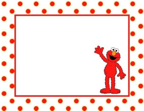elmo invitation template free elmo birthday clip clipart panda free clipart images