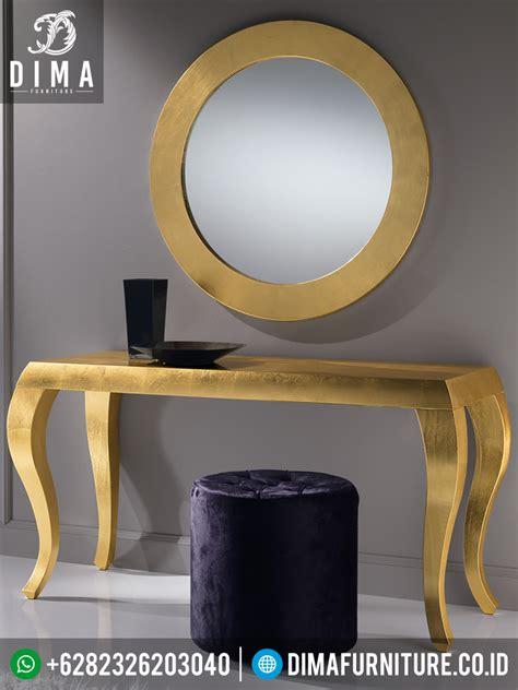 Cermin Hias Minimalis meja konsol minimalis cermin hias minimalis modern meja