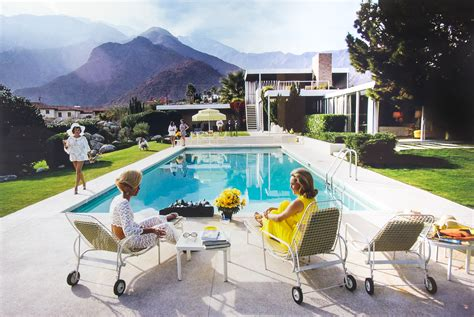 Photographing Home Interiors by Photographer Of The Stars Slim Aarons I Spy By Blyei