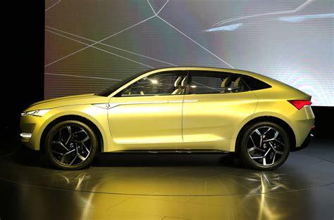 e visio skoda vision e electric concept revealed in shanghai autocar