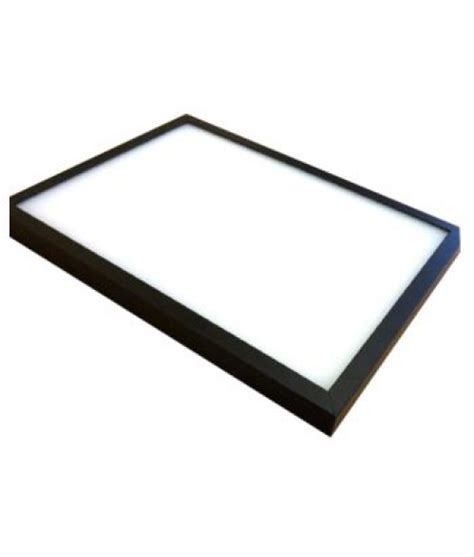 metal frame lights black 12 quot x 12 quot led light box frame led light box frames
