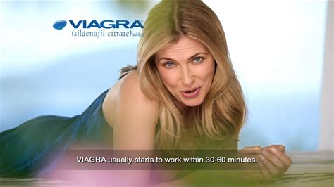 viagra commercial actress brunette name new viagra commercial woman quotes