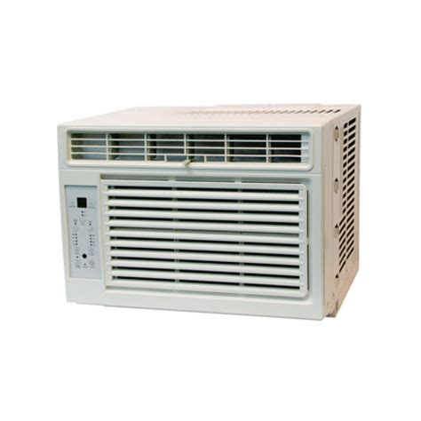 comfort aire air conditioner comfort aire reg81h 8000 btu window air conditioner and