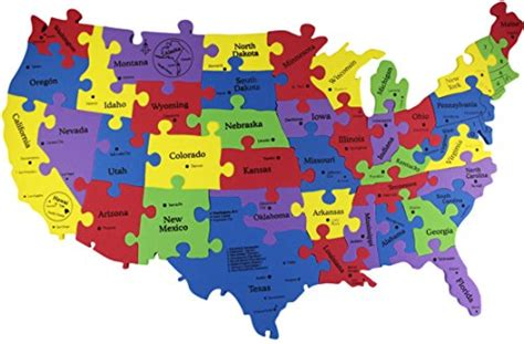 usa 50 states puzzle united states map jigsaw puzzle jigsaw puzzles for adults