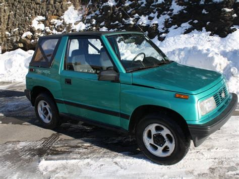 1994 chevy tracker 1994 geo tracker my son ty s first car i love cars