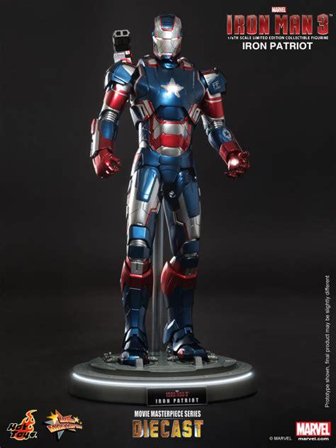 Ironman Patriot Tideway toys sixth scale iron patriot