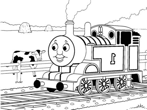 gordon the train coloring pages coloring pages