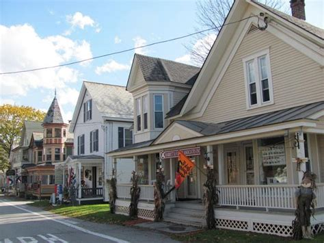 small villages in usa the 10 most beautiful towns in vermont