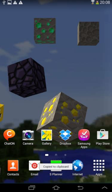 wallpaper craft pro apk blockcraft live wallpaper free download apk for android