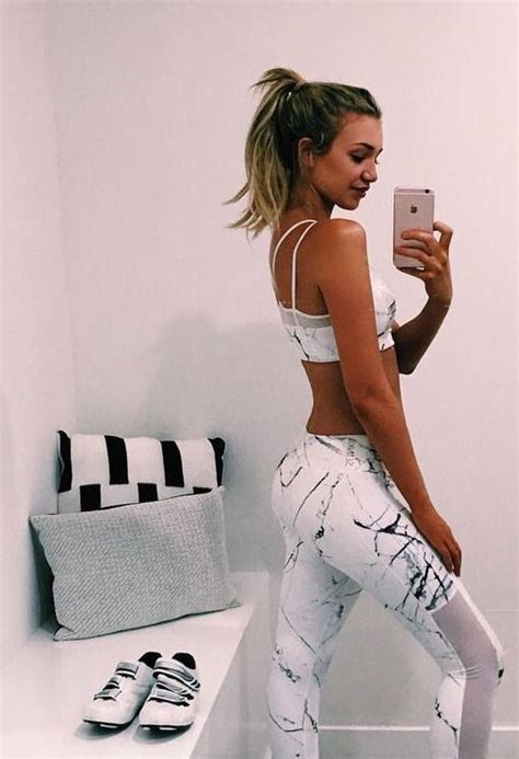 Legging Senam Better Bodies Camo Printed Made In best 25 workout ideas on sport