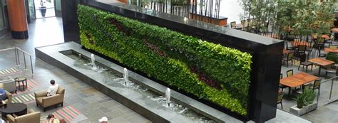 which type of vertical garden is best greener on the inside