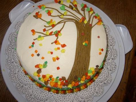 with frosting friday fishy cake miss - Fall Cake Decorating Ideas