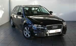 Used Cars Audi Used Car Audi A4 Avant 2 Tdi 143 For 42 500 Dollars Or 31