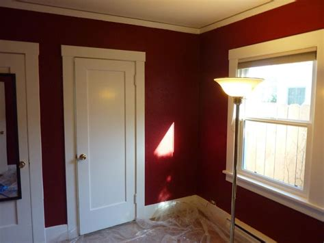 maroon wall paint best 25 burgundy walls ideas on pinterest burgundy