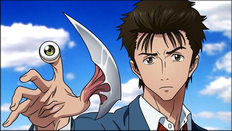 anime parasyte kiseijuu parasyte the maxim by gaston gaston on deviantart