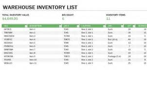 inventory template excel warehouse inventory warehouse inventory template