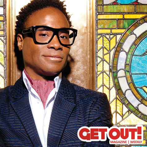 billy porter contact billy porter get out magazine nyc s gay magazine