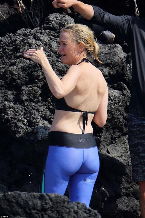 megyn kelly slip megyn kelly in bikini top on vacation in hawaii 03 29 2017