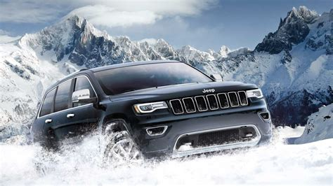 Jeep Grand In Snow 2017 Jeep Grand Specs Photos Features