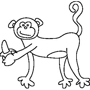 chinese monkey coloring pages chinese zodiac animal pictures to print new calendar
