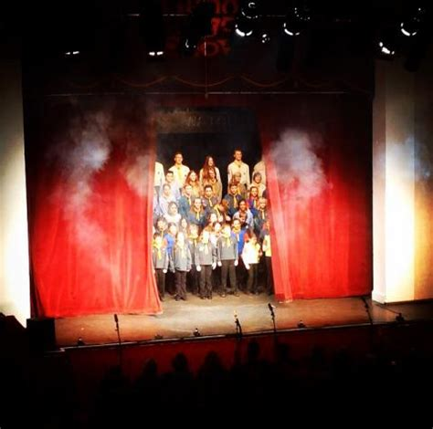 curtains finally closing curtains close to rapturous applause at final show before