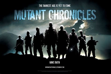Mutant Chronicles 2008 Full Movie The Mutant Chronicles 2008 Review Sci Fi Movie Page