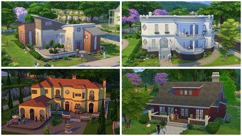 the sims 3 house building the new yorker house speed the sims 4 build mode architecture image mod db