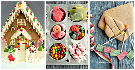 perfect gingerbread house  tips  making gingerbread