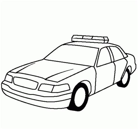 police car coloring pages for kids az coloring pages