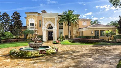 Howard At Home by Nba Dwight Howard S Former Orlando Area Home For Sale