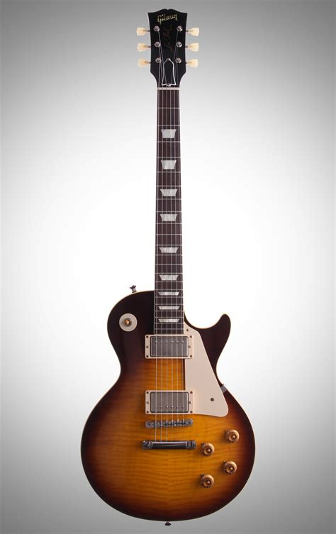 Gitar Gibson Les Paul Joe Perry Electric Guitar gibson 1959 les paul joe perry signature vos electric guitar