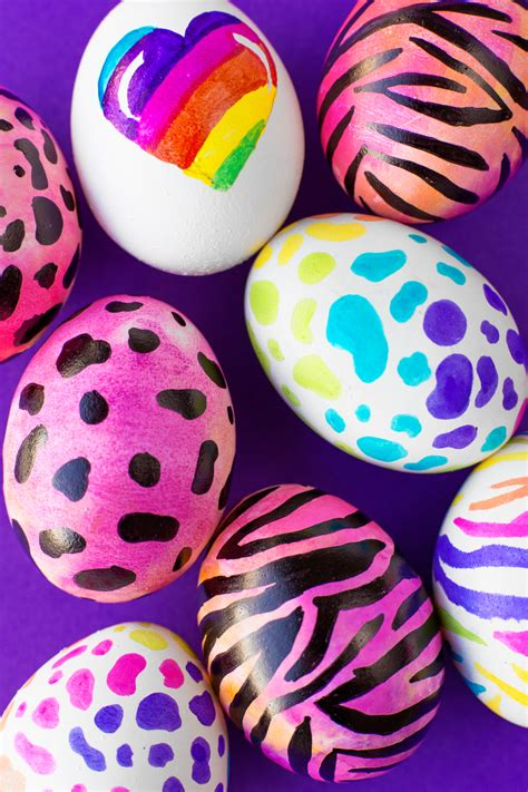 ideas for easter eggs 20 easter egg decorating ideas home design garden