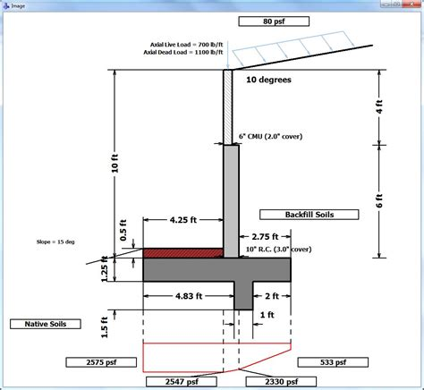 masonry layout exles retaining wall design exles brick wall fence designs