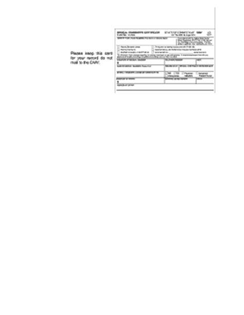 tsa notification card template cdl card renewal ct infocard co