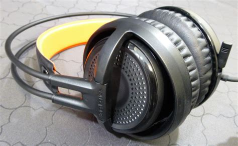 Headset Steelseries Siberia 350 steelseries siberia 350 gaming headset review overclock