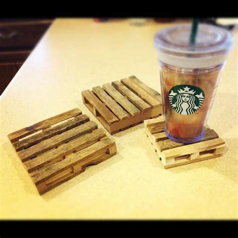 Wooden Drink Coaster by 25 Easy To Make Diy Vintage Decor Ideas Page 2 Of 2
