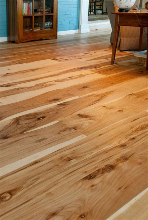 15 best ideas about hickory flooring on theydesign hickory wood in Hickory wood floors 15 Beauty