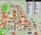 Buff State Map by Parking Suny Buffalo State