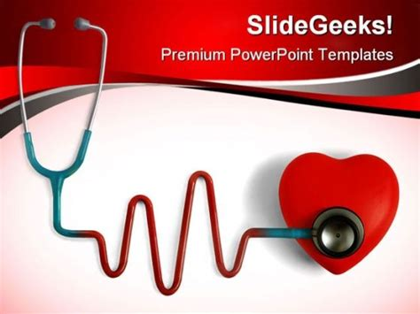 free cardiac powerpoint templates image free powerpoint templates