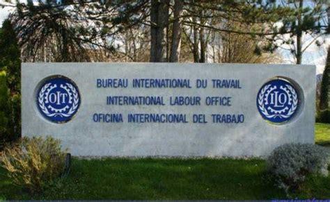bit bureau international du travail en partenariat avec le bit un atelier d 233 bat sur la