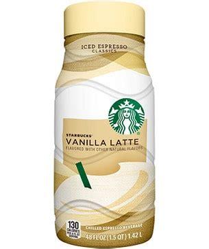 iced espresso classics vanilla latte | starbucks coffee