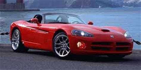 2004 dodge viper srt pictures/photos gallery the car