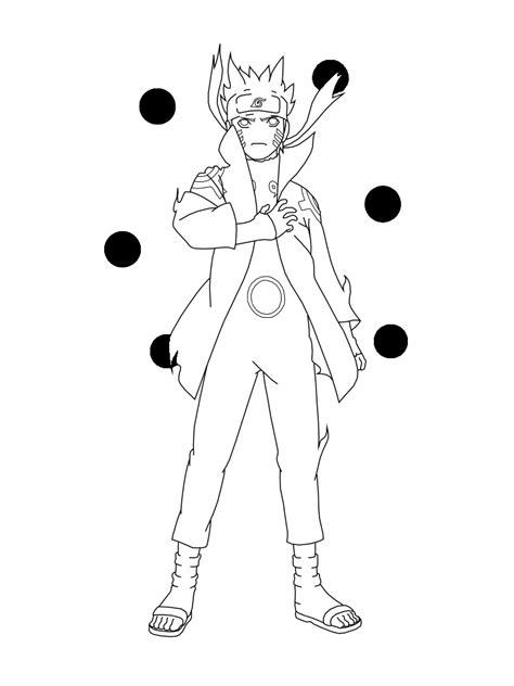 naruto rikudou coloring pages naruto uzumaki rikudou mode lineart by diablo143 on deviantart