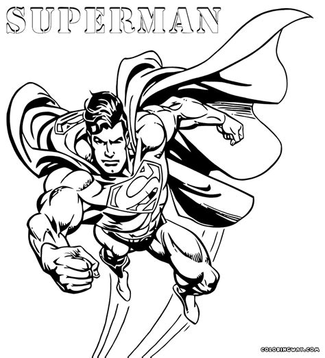 superman coloring superman coloring pages coloring pages to and print