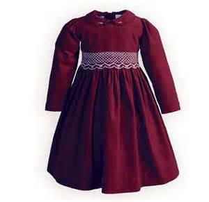 Wedding Guest Dresses For Spring Burgundy Floral Toddler S Long Sleeve Dress