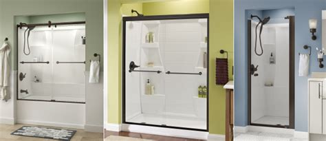 bronze shower doors bronze shower doors an overview and guide to this type of
