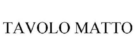 tavolo matto tavolo matto trademark of banfi products corporation